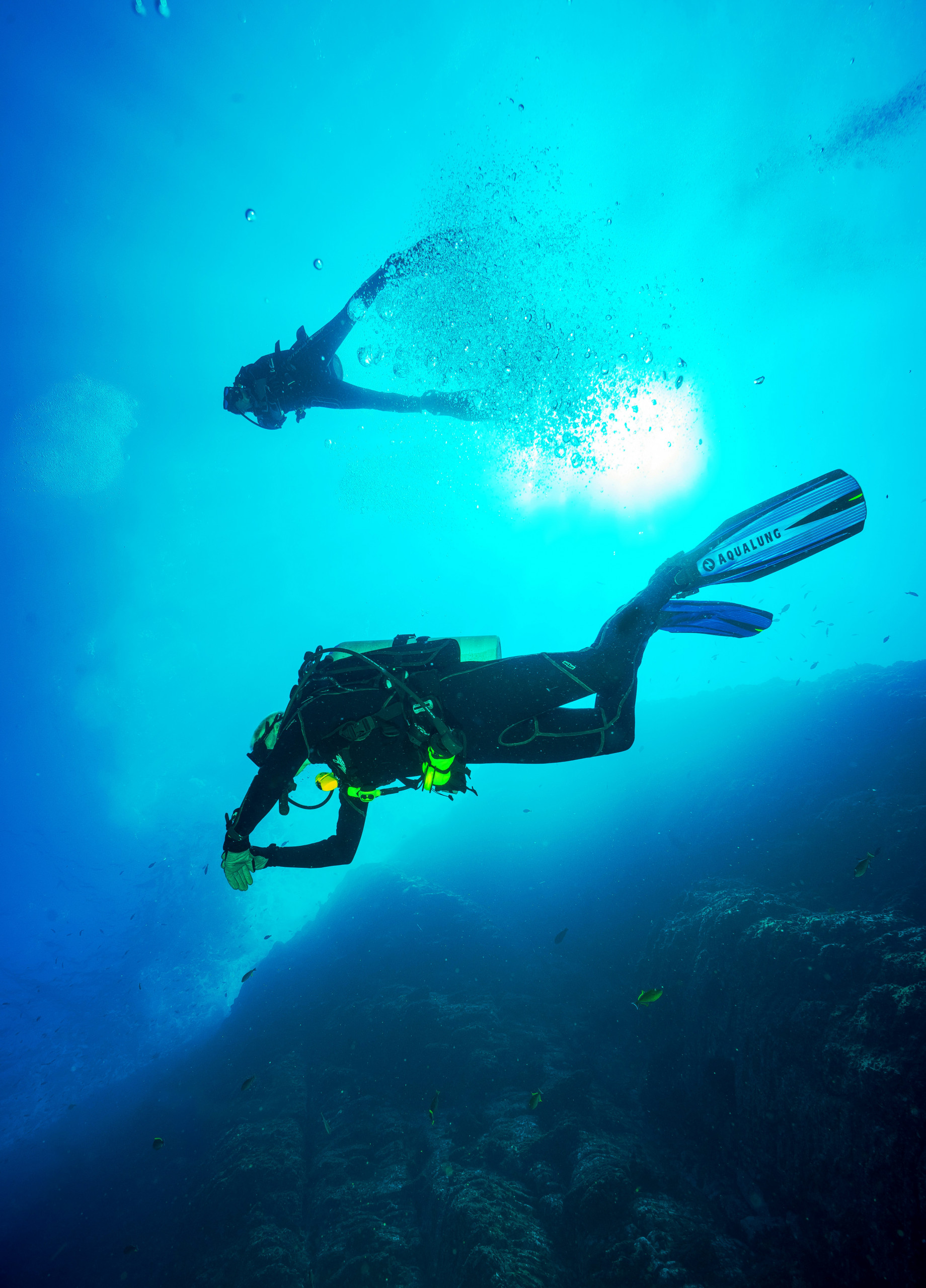 Immersioni a Lampedusa